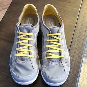 Clarks Grey Athletic Sneaker